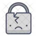 Broken Lock Broken Lock Icon
