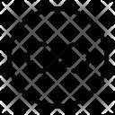 Broken loop Icon