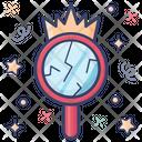 Magic Mirror Hand Mirror Vanity Mirror Icon
