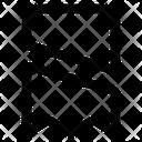 Broken Paper Icon