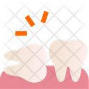 Broken Teeth Icon
