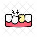 Loose Tooth Color Icon