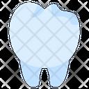 Broken Tooth Tooth Broken Icon