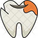 Broken Tooth Tooth Dentist Icon