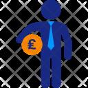 Pound Business Money Icon