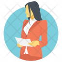 Broker Dealer Agent Icon