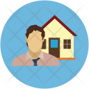 Broker House Home Icon