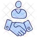 Agreement Broker Deal Icon