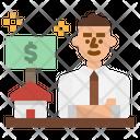Broker Brokerage Dealer Icon
