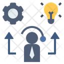 Broker Coach Support Icon