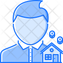 Man Coin Manager Icon