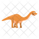 Brontosaurus Animal Apatosaurus Icon