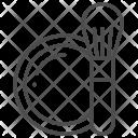 Bronzator Icon
