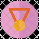 Bronze Medal Award Icon