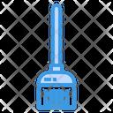 Broom Brush Cleaning Equipment Icon