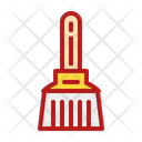 Broom Witch Worker Icon