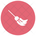 Broom Mop Brush Icon