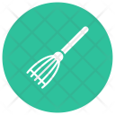 Broom Witch Mop Icon
