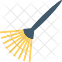 Broom Cleaning Sweeping Icon