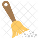 Broom Brush Cleaning Icon