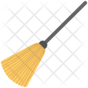 Sweeping Floor Sweeper Icon
