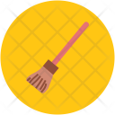 Broom Cleaner Cleaning Icon