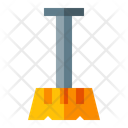 Broom Healtcare Cleaning Icon