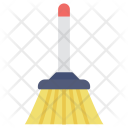 Broom Mop Sweeping Icon