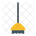 Broom Cleaning Clean Icon