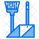 Broom Clean Dust Icon