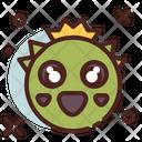 Broom Pokemon Cartoon Icon