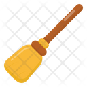 Cleaning Broom Broomstick Cleaning Equipment Icon