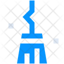 Broom Broomstick Fly Icon