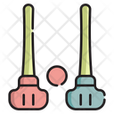 Broomball Icon