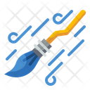 Broomstick Broom Clean Icon