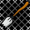 Broomstick Fairytale Fantasy Icon