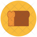Brown Bread Bakery Icon