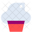 Cake Brownie Cafe Icon