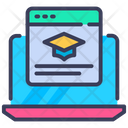 Course Education Online Icon