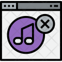 Browser Music X Icon