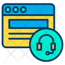 Call Browser Service Icon
