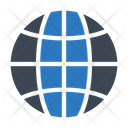 Browser Global Seo Icon