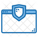 Browser Shield Protection Icon