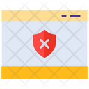 Browser Web Security Web Safety Icon