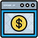 Browser Web Business Icon