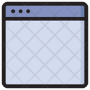 Browser Webpage Website Icon