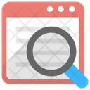 Browser Web Network Icon