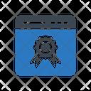Browser Achievement Icon