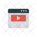 Ads Video Browser Icon