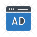 Browser Advertisement Icon